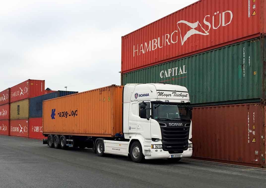 Containerdienst Meyer Teichgut